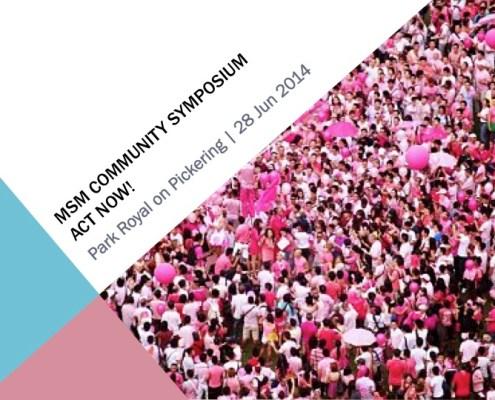 MSM Community Symposium