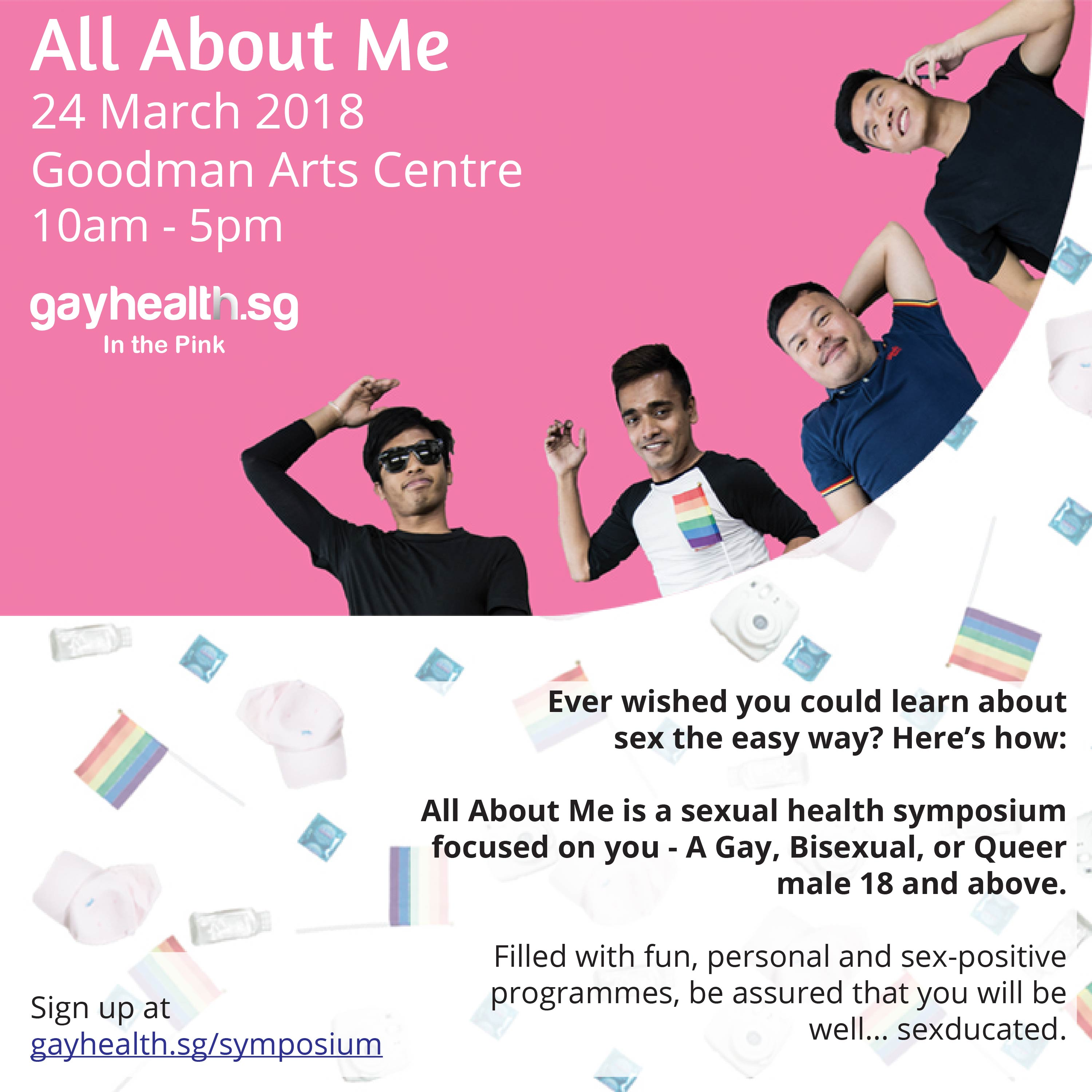 Successful sexual health campaigns in singapore