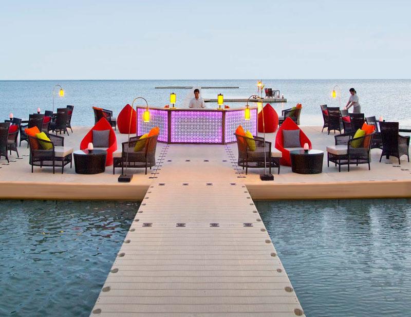 Ocean Pier Koh Samui