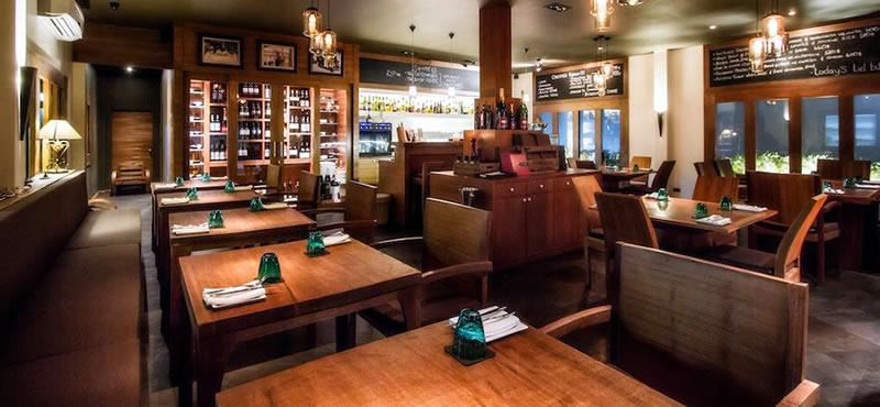 The Larder restaurant Koh Samui