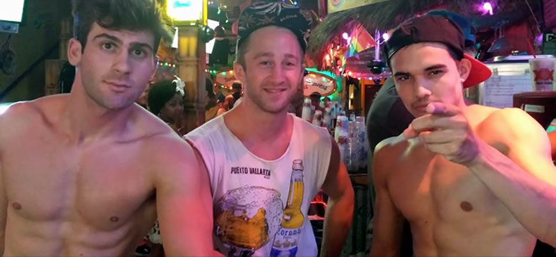 Fiesta Cantina Gay Bar West Hollywood LA