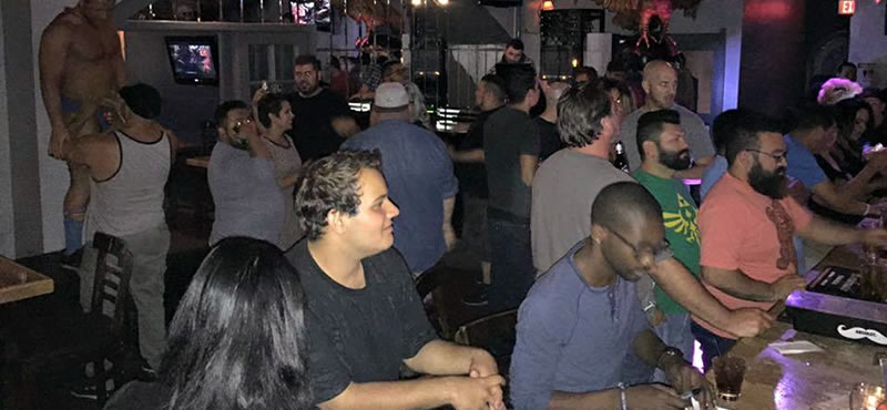 Paradise Gay Piano Bar Long Beach LA