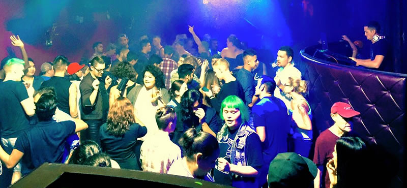Velvet Lounge Orange County gay bar
