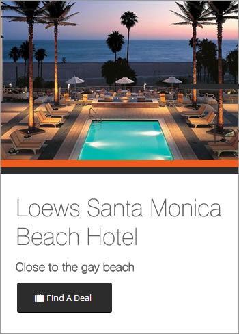 Gay Friendly hotel Los Angeles