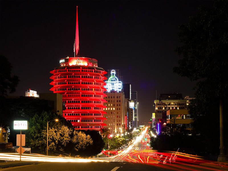 Capitol Records - Gay Hollywood Guide