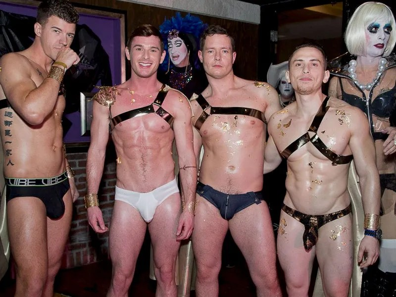 Hustlaball Events