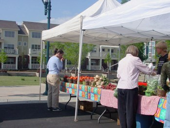 Highlands' Garden Village Farmers Market