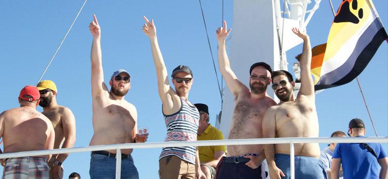 Lisbon Bear Circuit Party