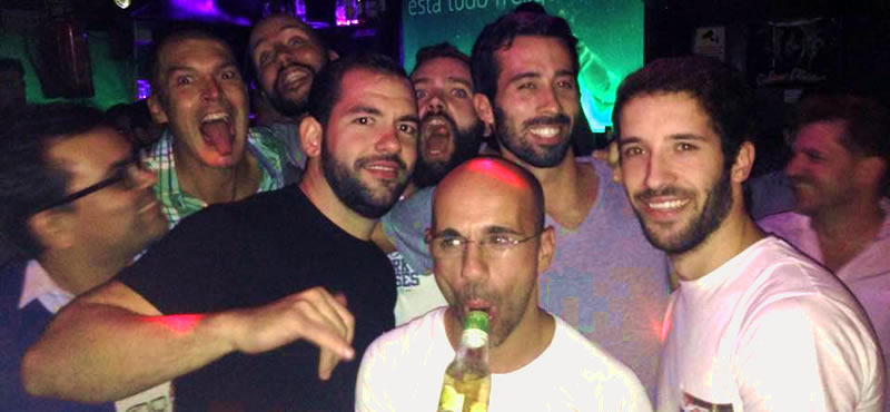Finalmente Club gay bar Lisbon