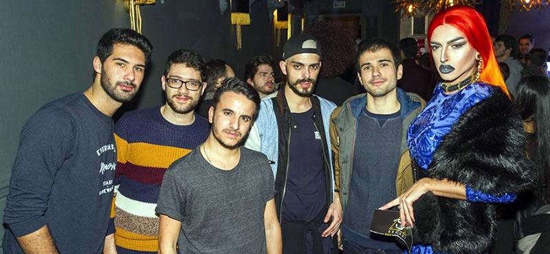 Secret gay bar Lisbon
