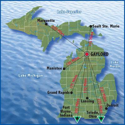 Travel Gaylord Michigan