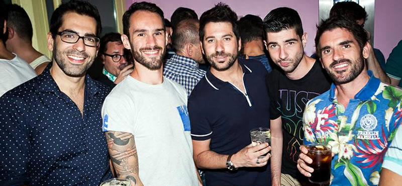 gay bar Madrid