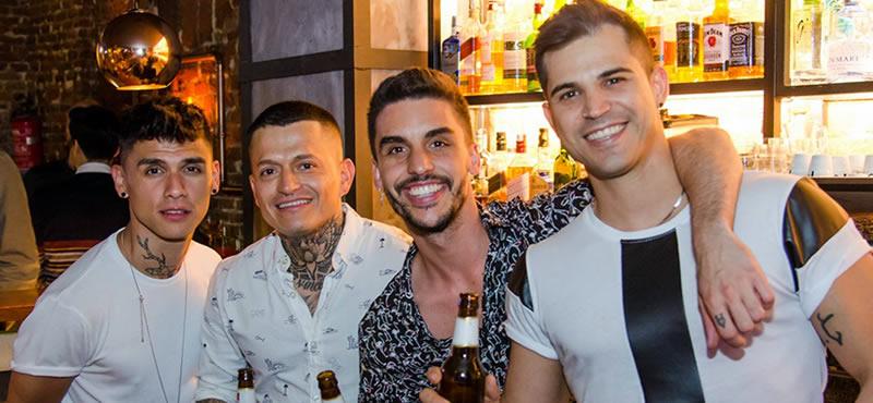D Mystic gay bar Madrid