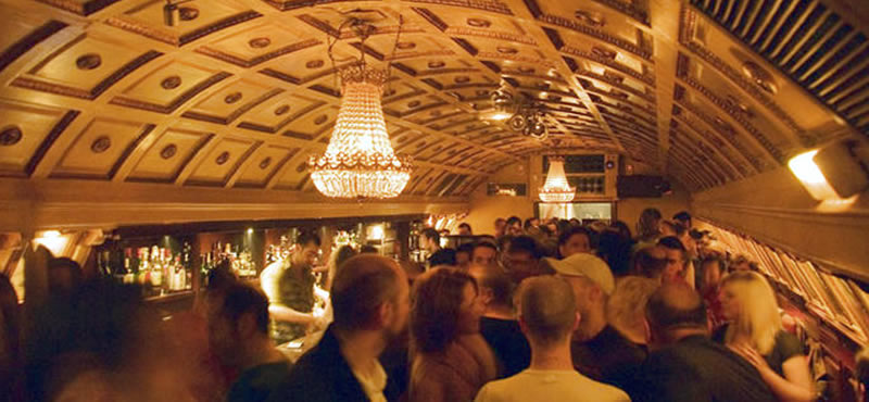 Why Not gay bar Madrid