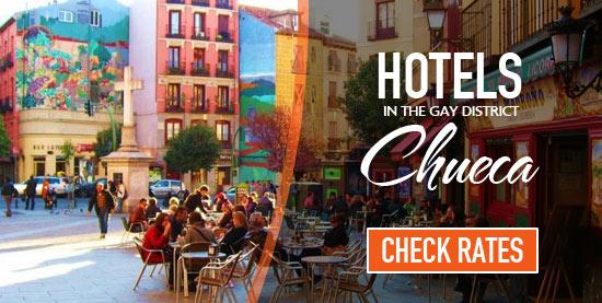 Chueca Hotels Madrid