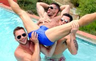 Speedo Muscle Orgy