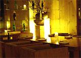 Dining Room at Ozumo, San Francisco, CA