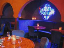 Dining Room at Aziza, San Francisco, CA