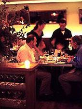 Dining Room at Range, San Francisco, CA