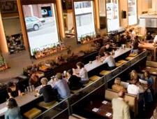 Dining Room at Nopa, San Francisco, CA