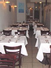 Dining Room at La Ciccia, San Francisco, CA
