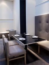 Dining Room at Benu, San Francisco, CA