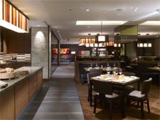 Dining Room at Parallel 37, San Francisco, CA