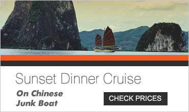 Sunset Dinner Cruise from Phuket
