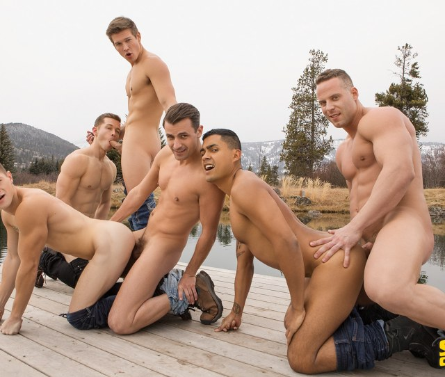 Nude Gay Orgy Blonde Twink Butt