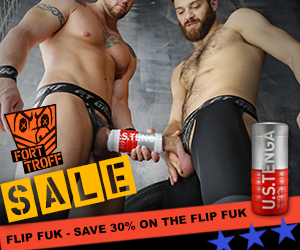 Fort Troff brings the kink into your home.