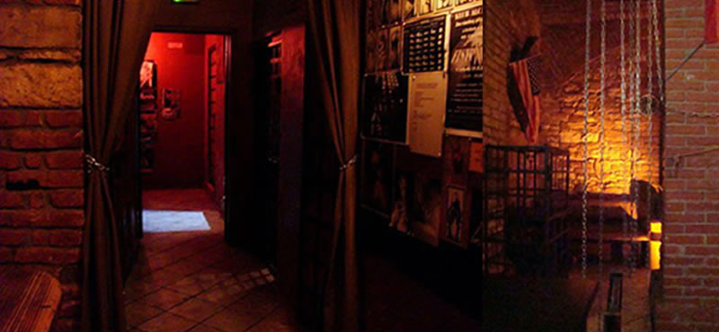 Alcatraz gay bar Prague