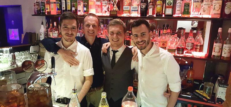 Saints Bar gay bar Prague