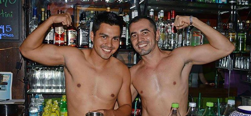 Anonimo gay bar Puerto Vallarta