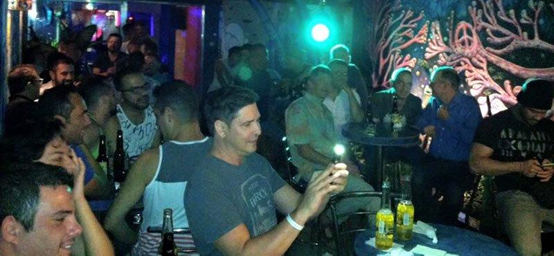 Fiesta Bar gay bar Puerto Vallarta