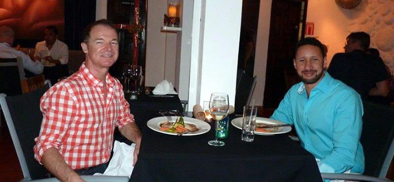 The Swedes restaurant Puerto Vallarta