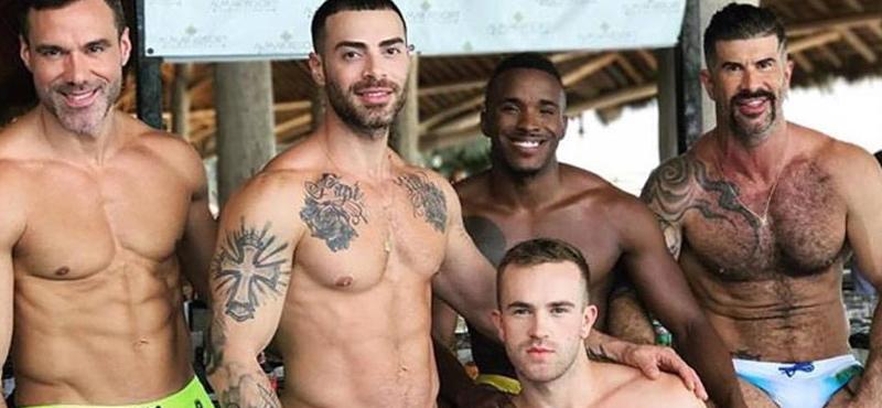 Gay Thanksgiving Puerto Vallarta