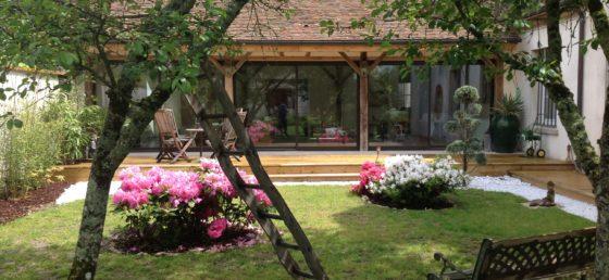 Jardin Zen du Vieux Donjon