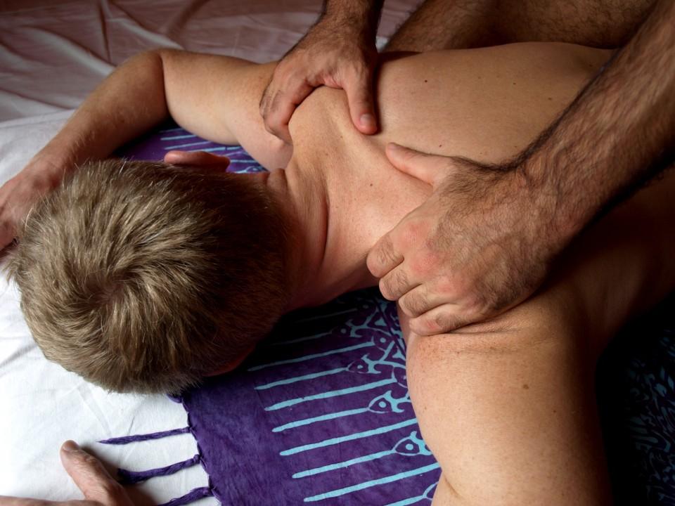 Massage tantrique gay