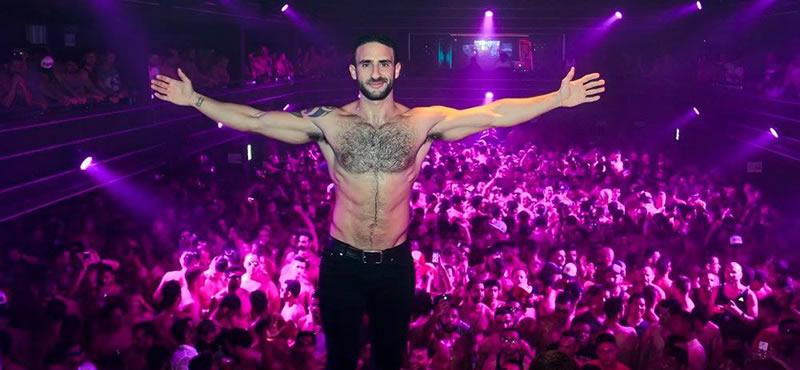 The Week gay nightclub rio
