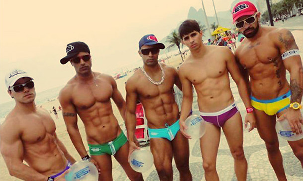 Ipanema gay guys