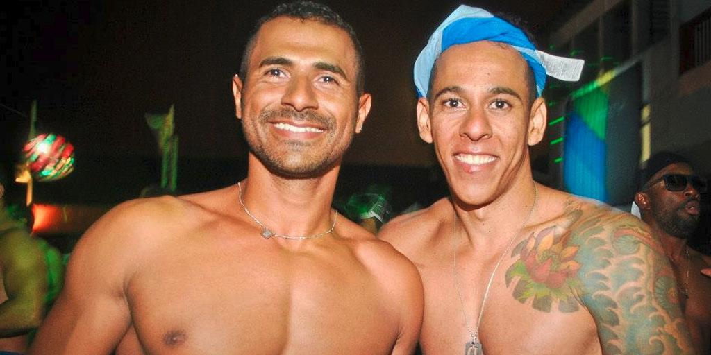 Rio Gay Pool Party