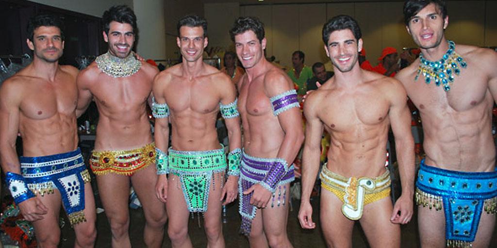 Rio Carnival Gay