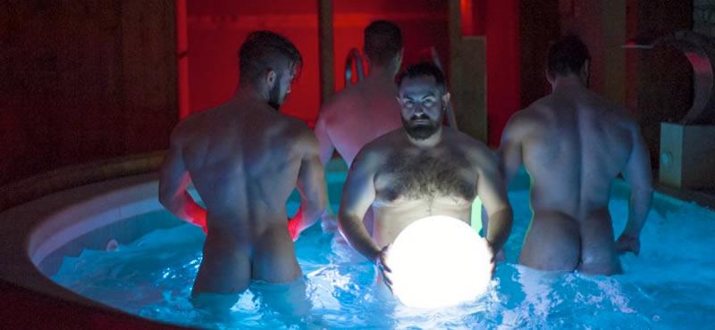 SPArtacus gay sauna Rome