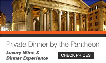 Private Dinner Tour Rome