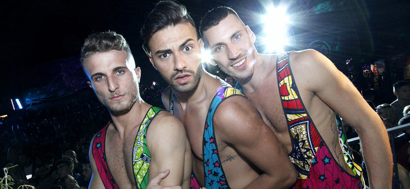 Rome's Gay Village