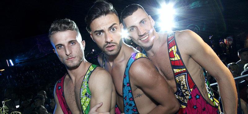 from Kayson gay bar rome