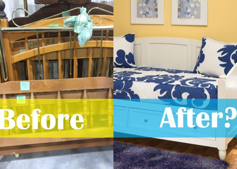 Before After Daybed