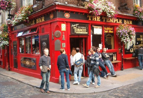 Dublin City - Temple Bar