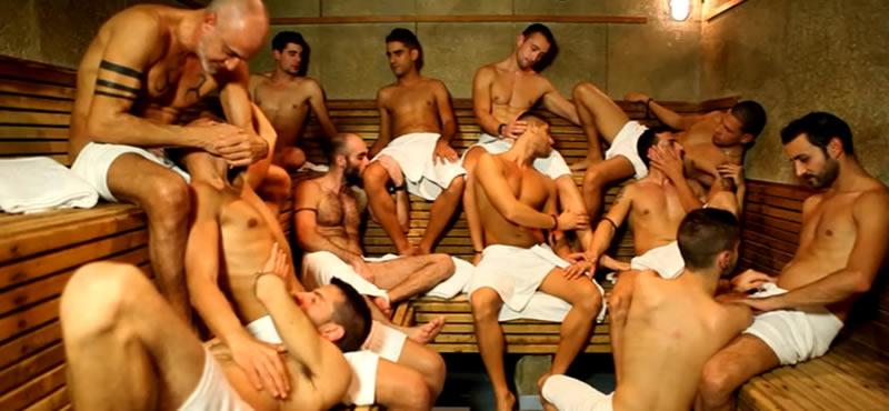 Termas Hispalis Gay Sauna Seville