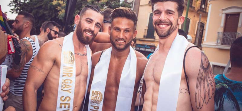 Calendrier Gay.Seville Gay Pride 2019 Gay Pride Andalusia And Parade